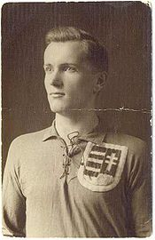 Eisenhoffer, az első profik egyike