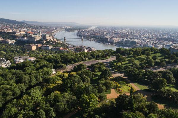FŐKERT Nonprofit Zrt. – Egy zöldebb Budapestért