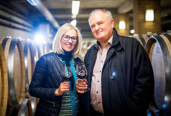 Gere Attila, a magyar borászat állócsillaga