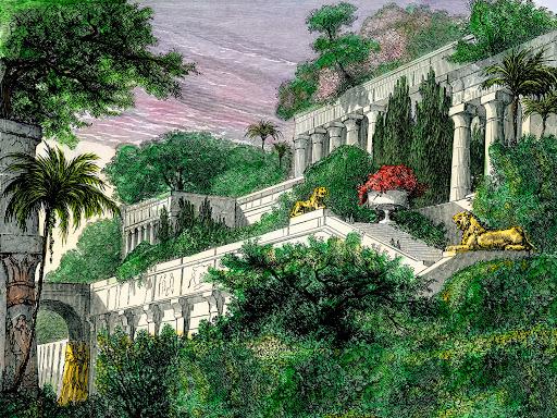 A kertek történetétől a történeti kertekig
