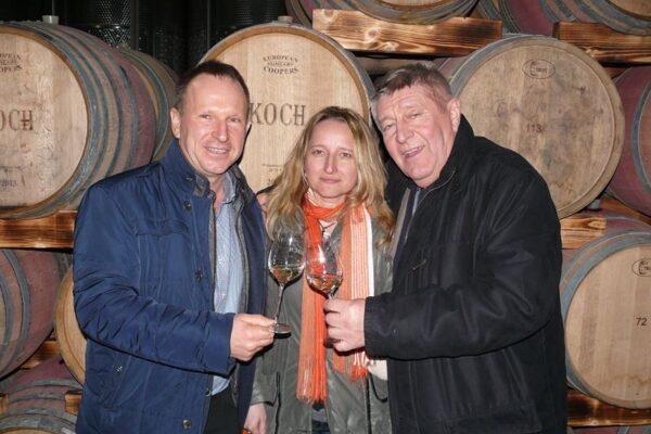 Koch Csaba, a sokoldalú borművész