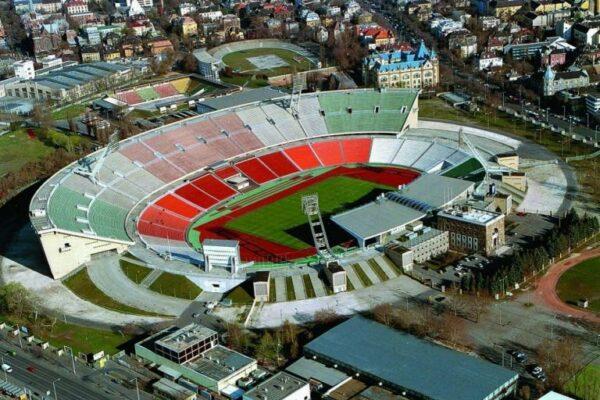 A nemzet stadionja