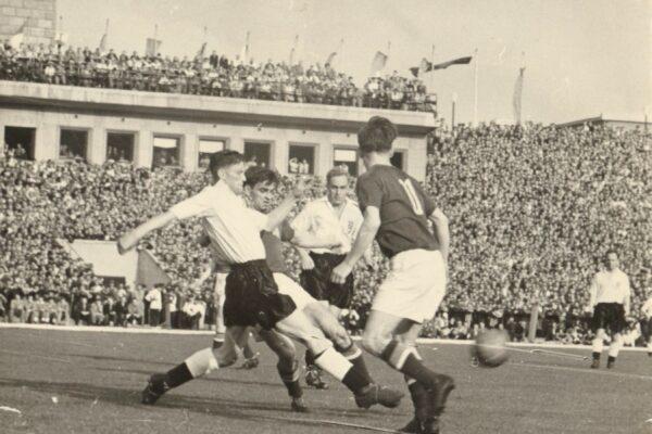 Angolverés Budapesten – 1934